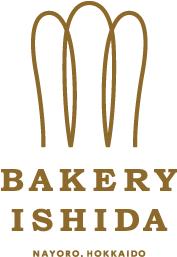 BAKERY-ISHIDA|ベーカリーイシダ|パンのいしだ ロゴ